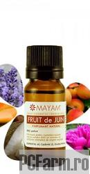 "Parfumant natural ""Fruit de Juin"" - Mayam"