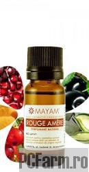 Parfumant natural Rouge Amere - Mayam