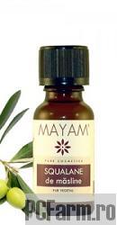 Squalane de masline - Mayam