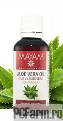 Ulei de Aloe vera - Mayam