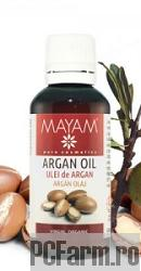 Ulei de Argan BIO, virgin - Mayam