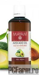 Ulei de Avocado bio, crud - Mayam
