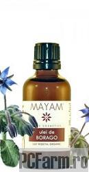 Ulei de Limba Mielului  Bio - Mayam