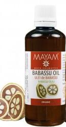 Ulei de Babassu BIO virgin - Mayam