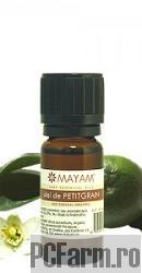 Ulei esential de Petitgrain - Mayam