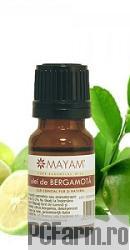 Ulei esential de Bergamota  - Mayam