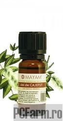 Ulei esential de Cajeput bio - Mayam