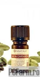 Ulei esential de Cardamom - Mayam