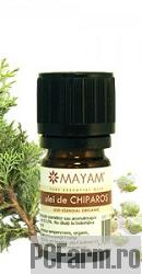 Ulei esential de Chiparos bio - Mayam