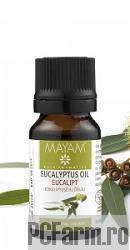Eucalipt BIO ulei esential - Mayam