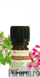 Ulei esential de Geraniu - Mayam