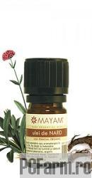 Ulei esential de Nard bio - Mayam