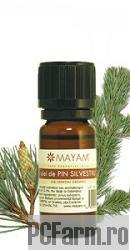 Ulei esential de Pin Silvestru bio - Mayam