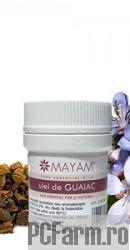 Ulei esential de Lemn de Guaiac - Mayam