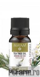 Ulei esential de Tea Tree bio  - Mayam