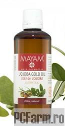 Ulei virgin de Jojoba BIO - Mayam