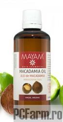 Ulei virgin de Macadamia - Mayam