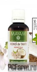 Ulei de Monoi de Tahiti AO - Mayam