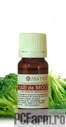 Ulei virgin de Broccoli BIO - Mayam