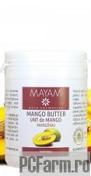 Unt de Mango pur, rafinat - Mayam