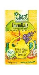 Ceai din plante si fructe Imunitate -  Meal Balance