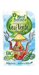 Ceai verde Chinezesc - Meal Balance
