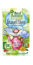 Ceai din fructe si plante Tranzit Usor - Meal Balance