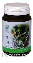 Frunze de Maslin 60 capsule - Medica
