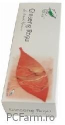Ginseng Rosu