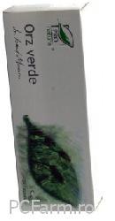 Orz verde - Medica