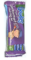 Mini batoane bio din cereale cu coacaze -  Organix