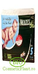 Scutece Junior 11-25 kg - Moltex