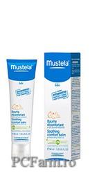 Balsam reconfortant pentru masaj pectoral - Mustela