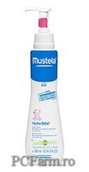 Hydra Bebe -  Lotiune de corp hidratanta si catifelanta pentru piele normala -  Mustela