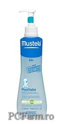 Fluid de curatare fara clatire PhysiOBebe - Mustela