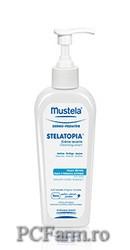 Stelatopia Crema de curatare pentru pielea uscata cu tendinta atopica – Mustela