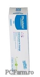 Vitamin barrier - crema protectoare cu vitamine pentru prevenirea zilnica a iritatiei de scutec -  Mustela