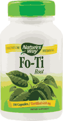 FO-TI - Nature s Way
