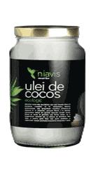 Ulei de Cocos Virgin Organic – Niavis