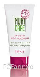 Crema anti-rid de noapte pentru fata - NoniCare