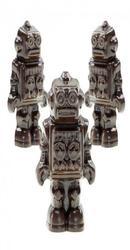 Figurina din ciocolata indulcita cu eritritol Forma Robotel -  LCW