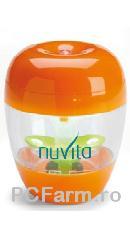 Sterilizator portabil cu raze UV pentru suzete si tetine  - Nuvita