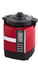 Smart Multicooker cu Presiune Inalta – Oursson