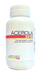 Acerola 120 capsule - Podkovicnik