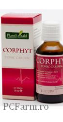 Corphyt tonic cardiac - PlantExtrakt