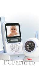 Baby Monitor cu camera video Sirius - Reer