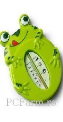 Termometru pentru baie tip Broscuta