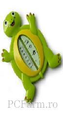 Termometru pentru baie tip Testoasa - Scala