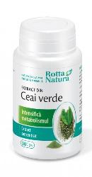Ceai verde extract - Rotta Natura