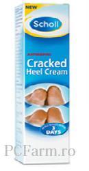 Crema calcaie crapate - Scholl